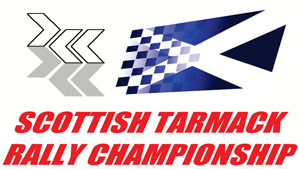 Scotish Tarmack Rally Championship Logo