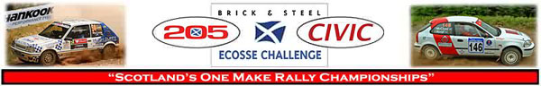 Brick and Steel Ecosse Challenge Logo